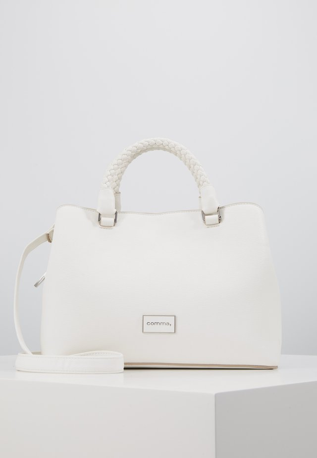 LUCKY ONE  - Handbag - white