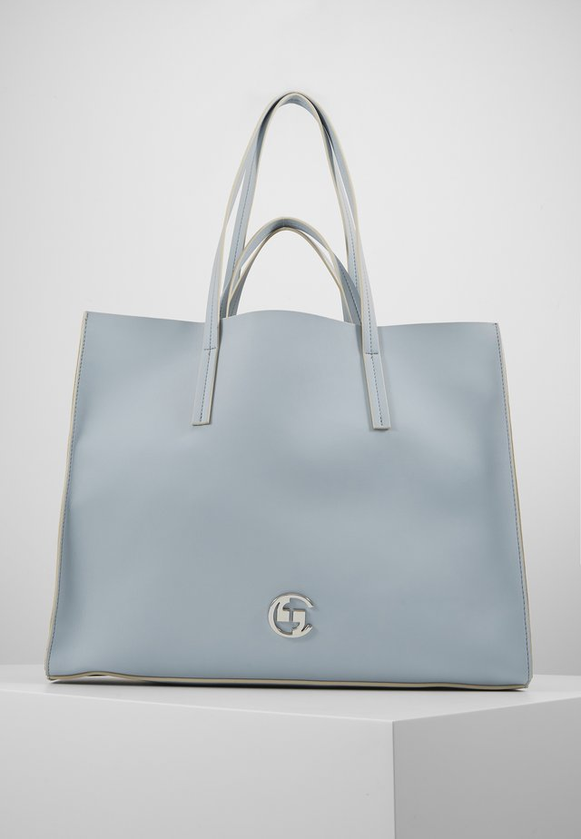 SUMMER SKY SHOPPER - Shopper - lightblue