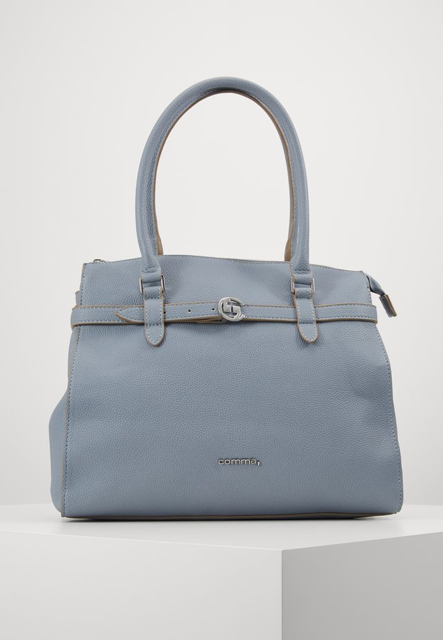 TURN AROUND - Handtasche - lightblue