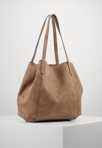 comma - DINNER PARTY  - Shopping bag - taupe - 2