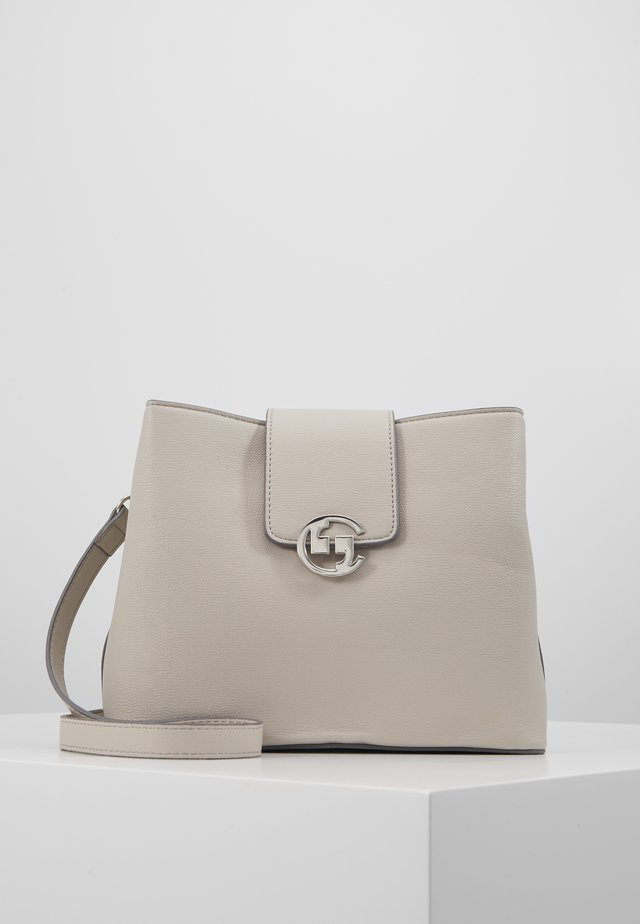 HOLD ON SHOULDERBAG  - Handtasche - lightgrey