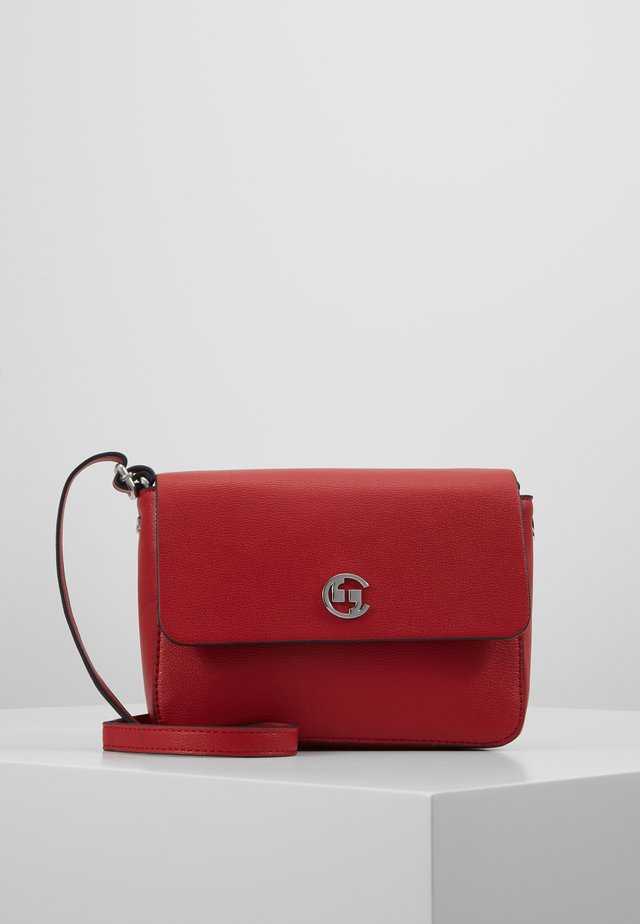 HOLD ON - Borsa a tracolla - red