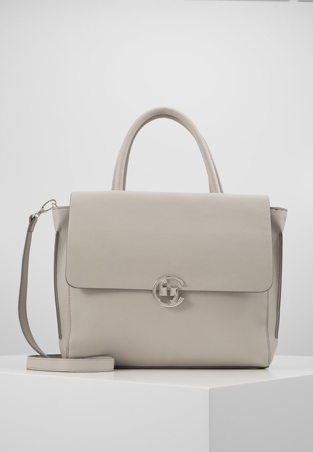 HOLD ON HANDBAG - Handtasche - lightgrey