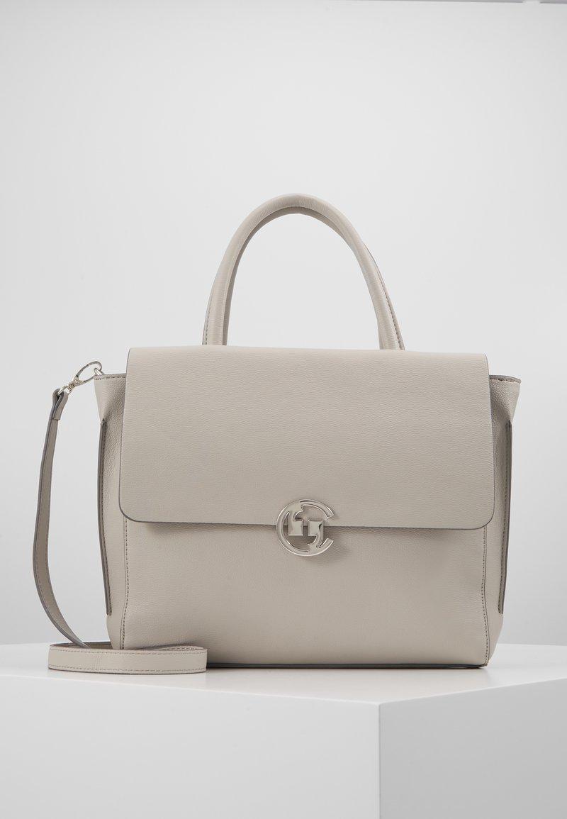 comma - HOLD ON HANDBAG - Handbag - lightgrey