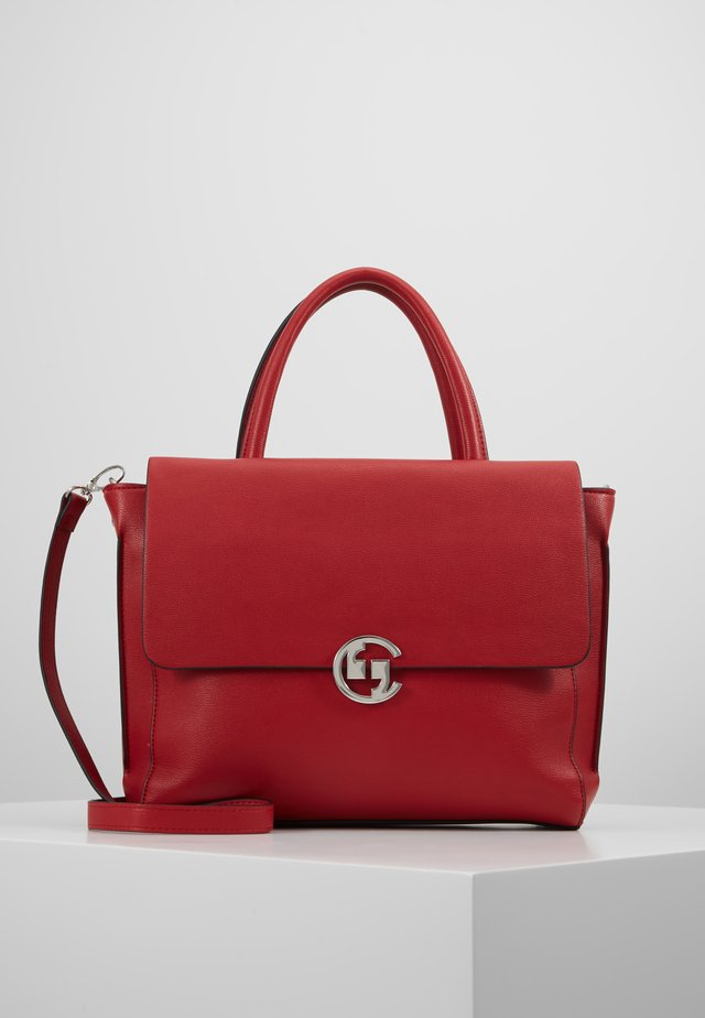 HOLD ON HANDBAG - Handbag - red