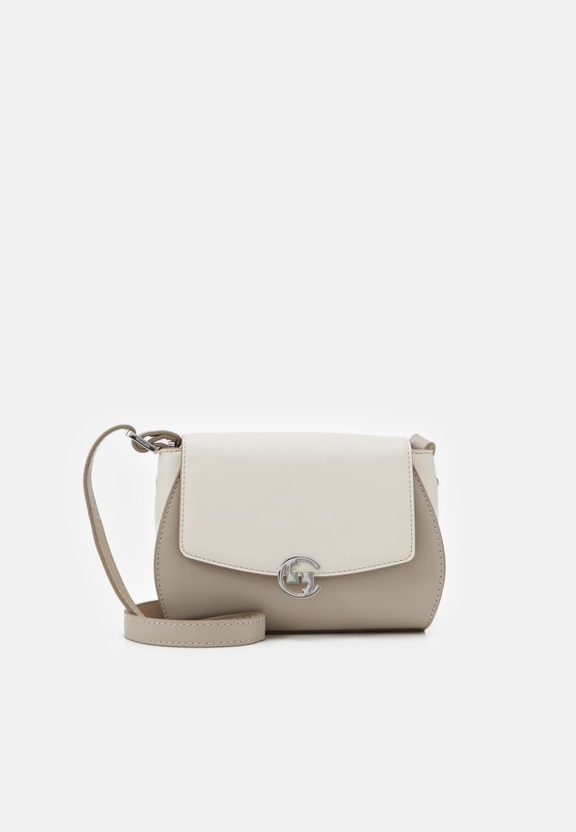 FERRY TALE SHOULDERBAG - Across body bag - beige