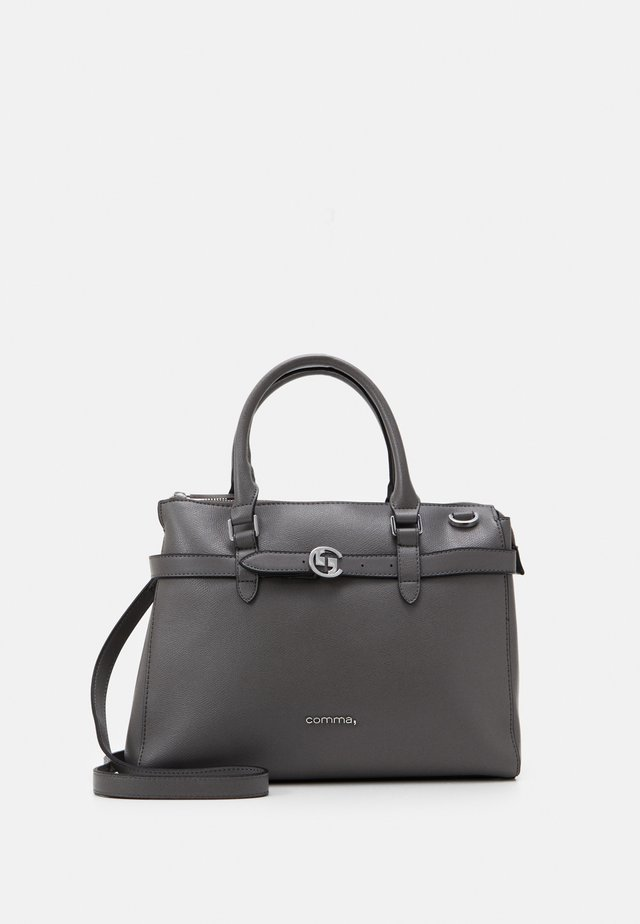 TURN AROUND HANDBAG - Handtas - grey