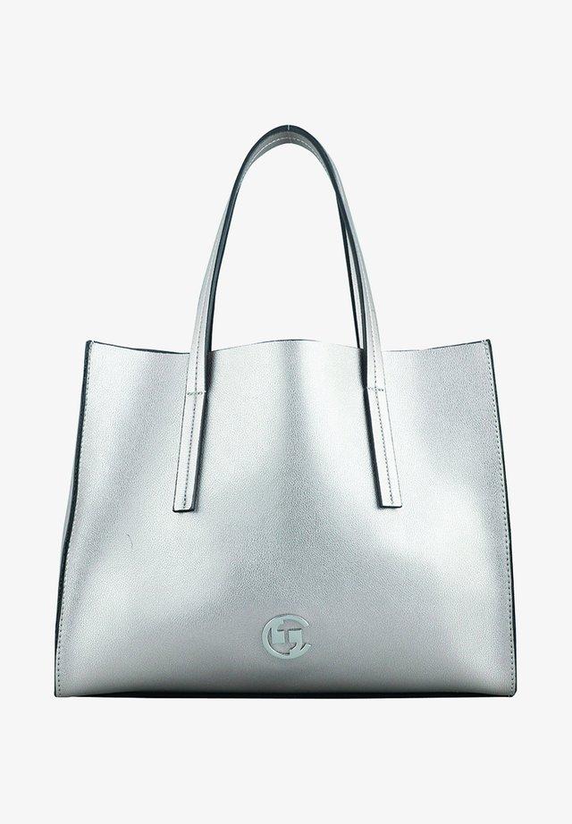 SUMMER SKY  - Handbag - metallic