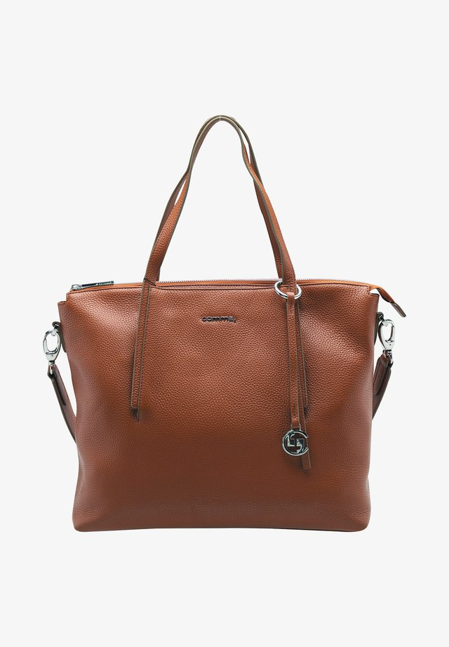 LONDON CALLING  - Handbag - cognac