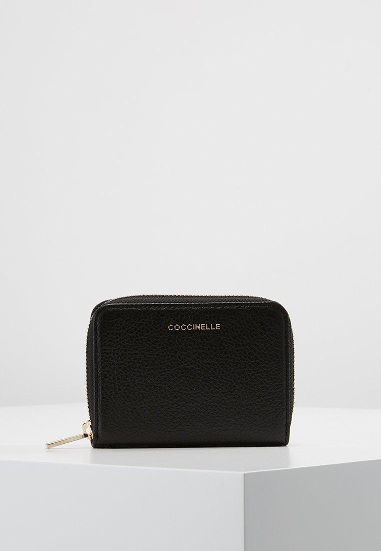 Coccinelle - SOFT - Peněženka - noir