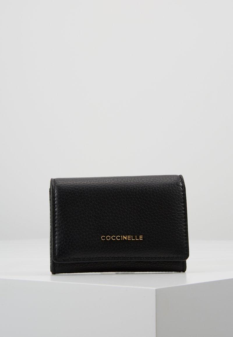 Coccinelle - SOFT - Geldbörse - noir
