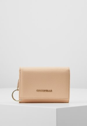 METALLIC SOFT  - Wallet - nude