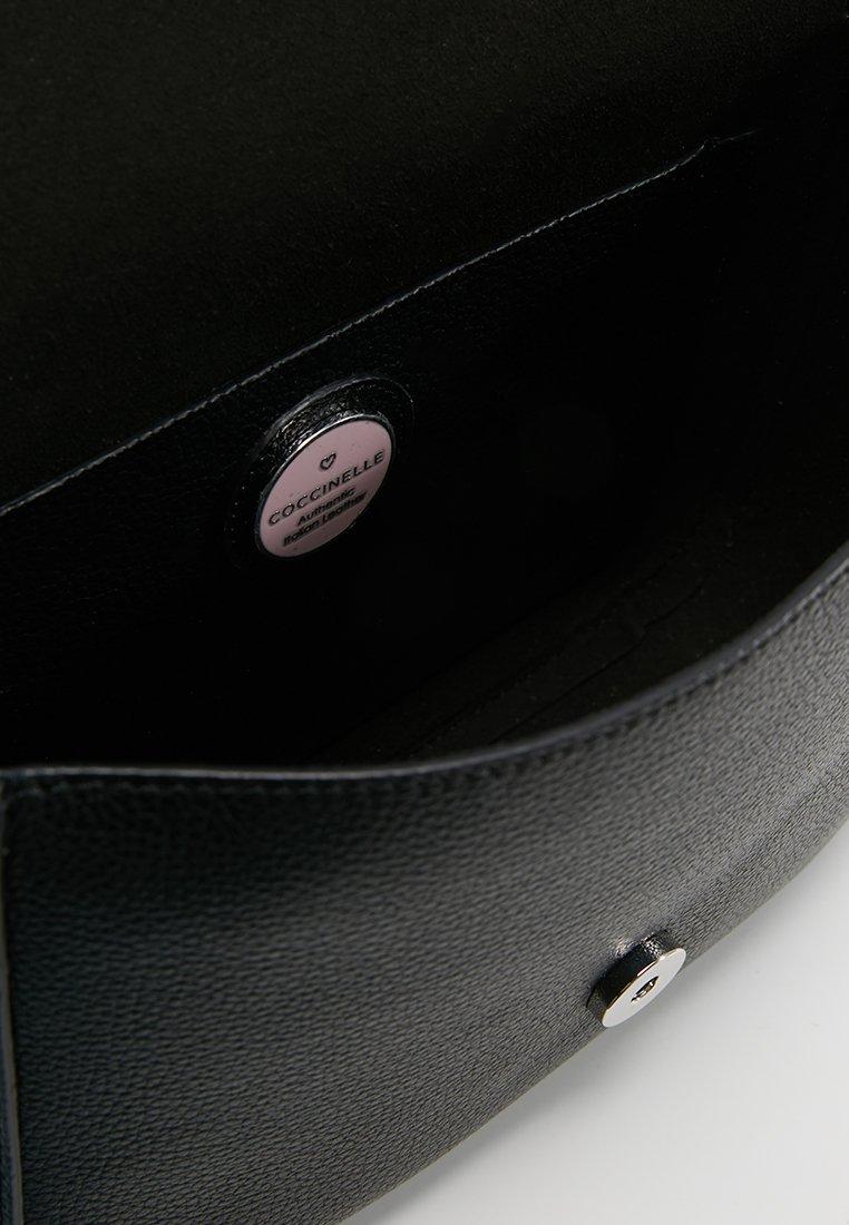 Coccinelle AMBRINE CROSS FOLD OVER Skulderveske noir