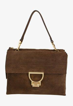 ARLETTIS - Handbag - dark brown