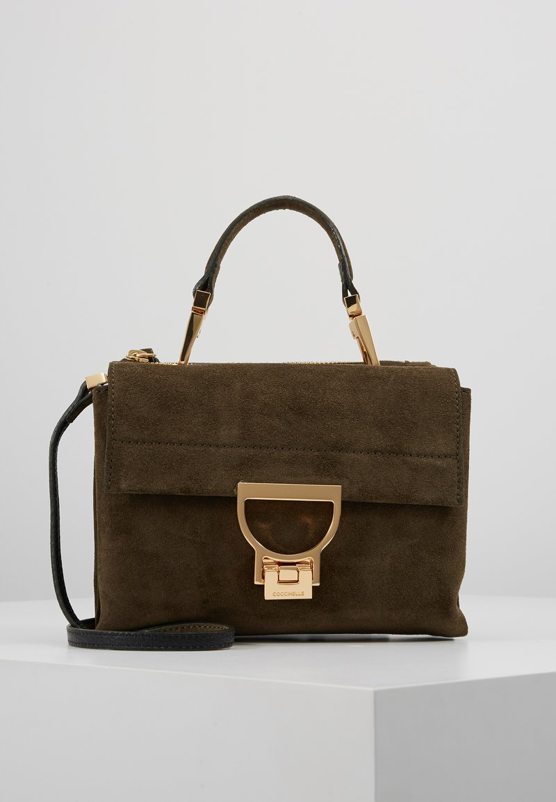 Coccinelle - ARLETTIS - Handbag - evergreen