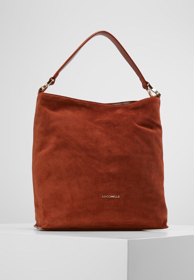 Coccinelle - ARLETTIS - Tote bag - mars dust