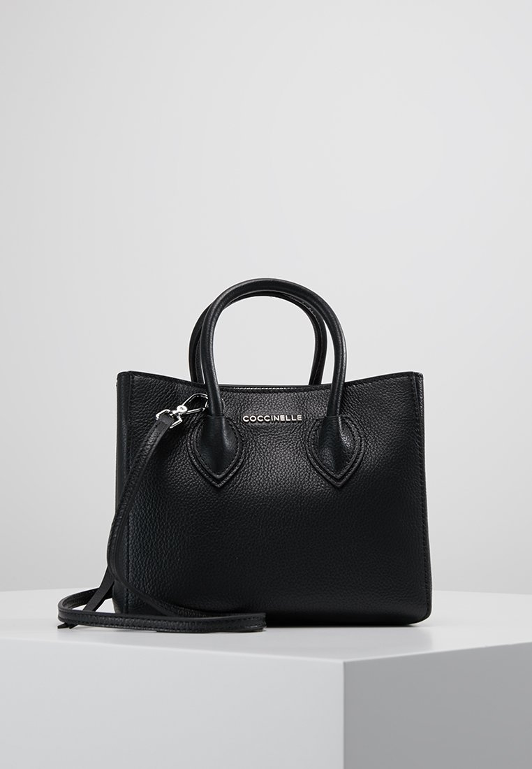 Coccinelle - FARISA CROSSBODY - Across body bag - noir