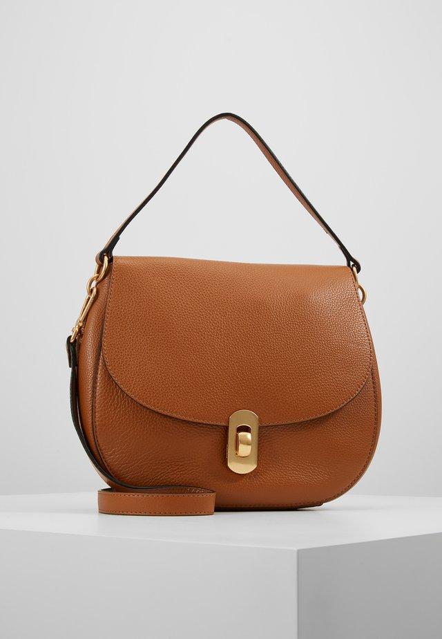 ZANIAH - Handbag - caramel