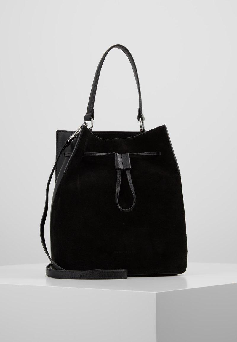 Coccinelle - SANDY - Handbag - noir
