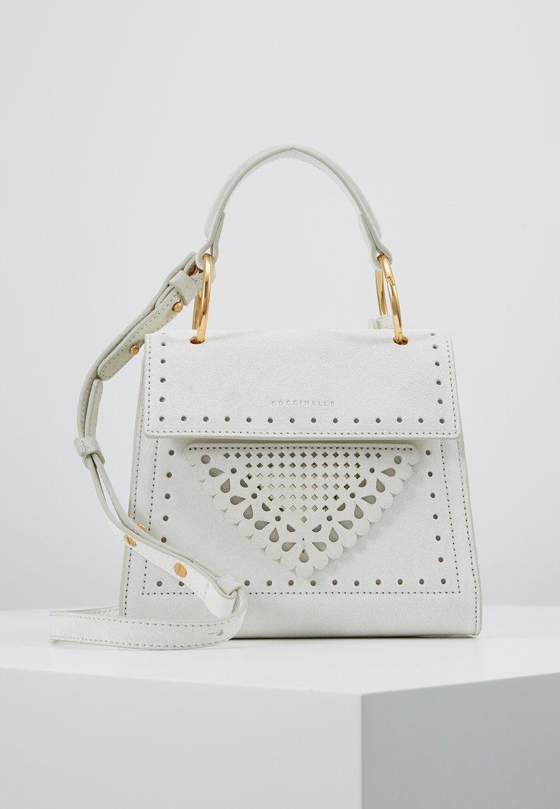 Coccinelle - Handbag - blanche