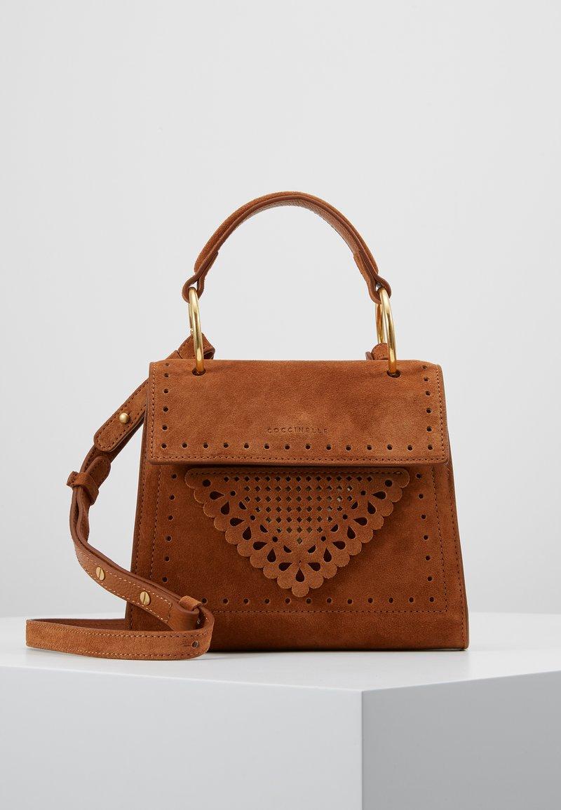 Coccinelle - Handbag - caramel