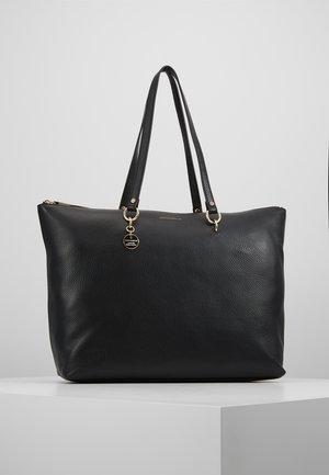 ALPHA - Velká kabelka - noir
