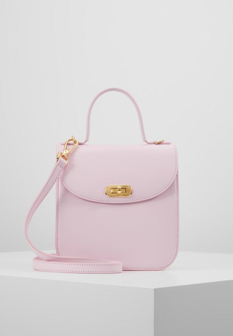 Coccinelle - GREEZ - Handtasche - graceful pink