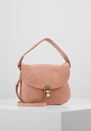 MIGNON - Across body bag - new pivoine