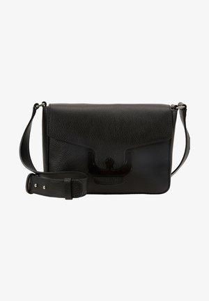 AMBRINE CROSS - Across body bag - noir