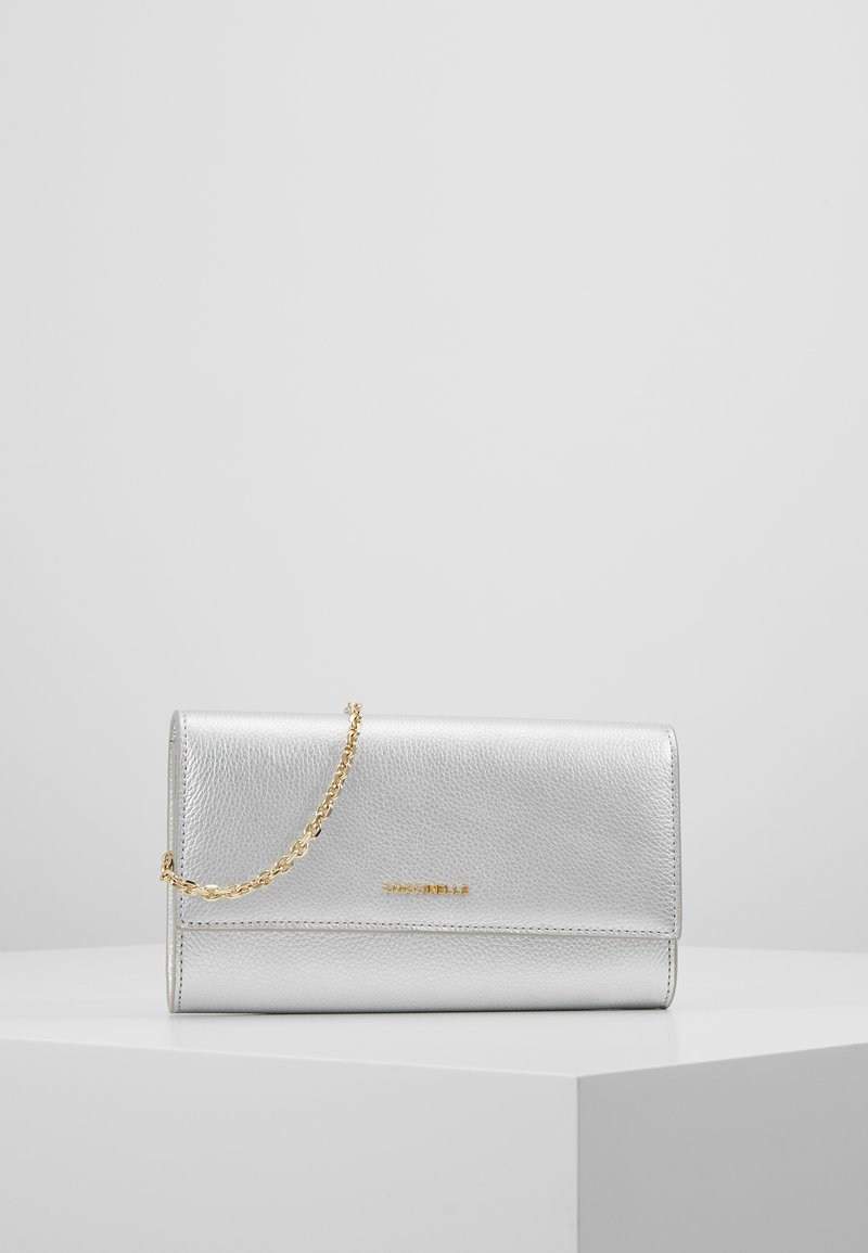 Coccinelle - SOFT - Lommebok - silver
