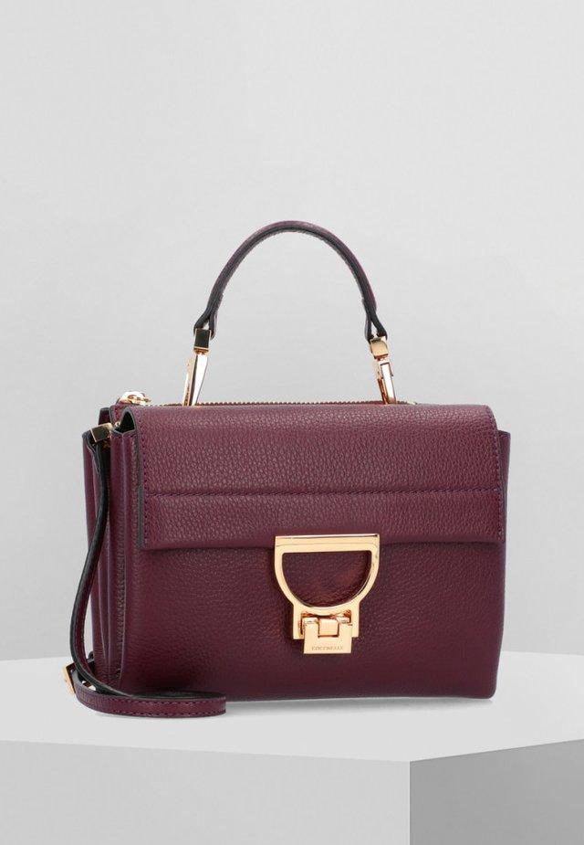 ARLETTIS - Handbag - plum