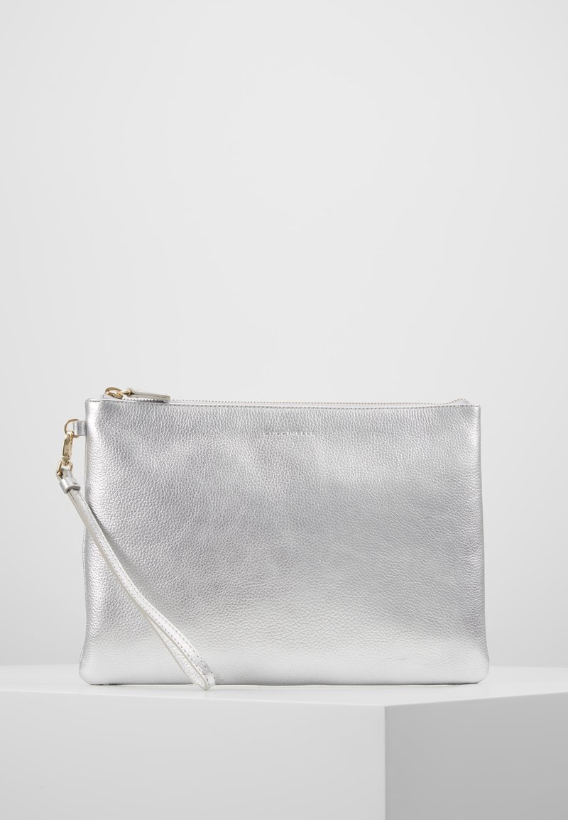 Coccinelle - NEW BEST SOFT - Clutch - silver