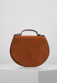 Coccinelle - SIRIO - Across body bag - caramel - 2