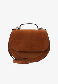 Coccinelle - SIRIO - Across body bag - caramel - 5