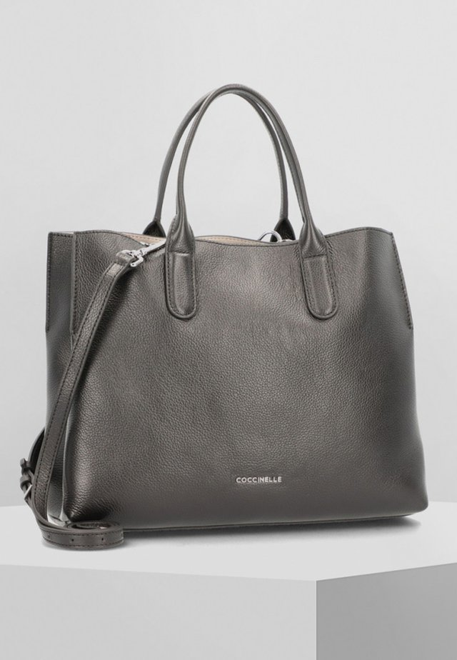 SANDY - Handbag - black
