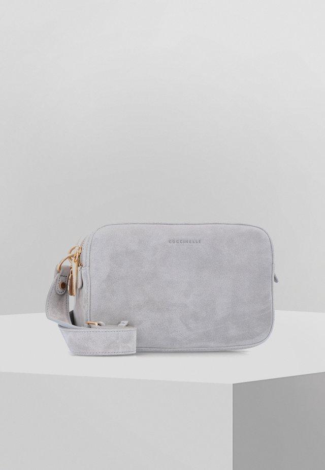 ALPHA - Across body bag - grey