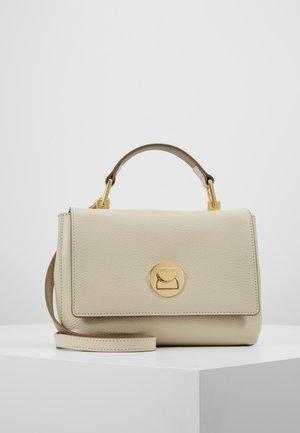 LIYA MINI SATCHEL - Handbag - taupe