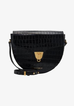 BEAT HALF MOON - Across body bag - noir