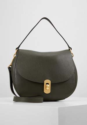 ZANIAH SHOULDER FLAPOVER - Sac à main - reef
