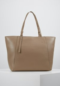 Coccinelle - Tote bag - taupe - 2