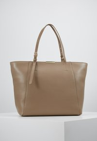 Coccinelle - Tote bag - taupe - 0