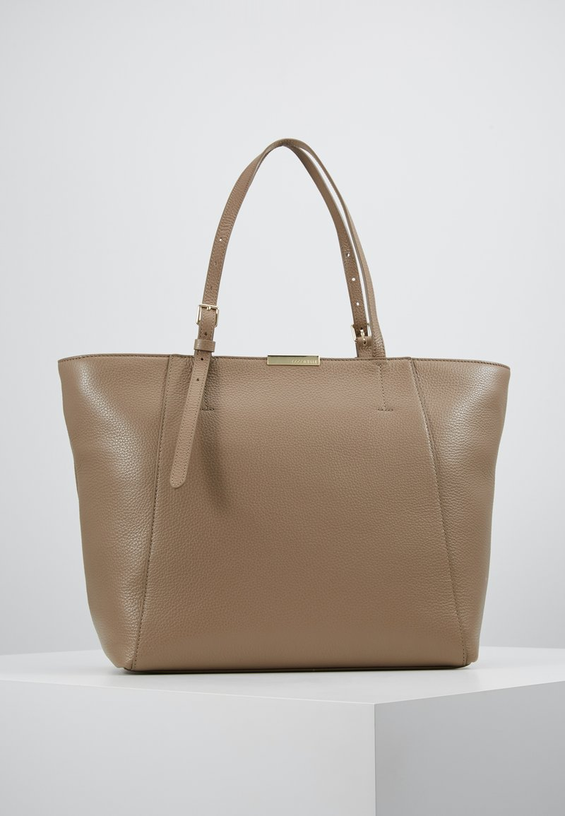 Coccinelle - Tote bag - taupe