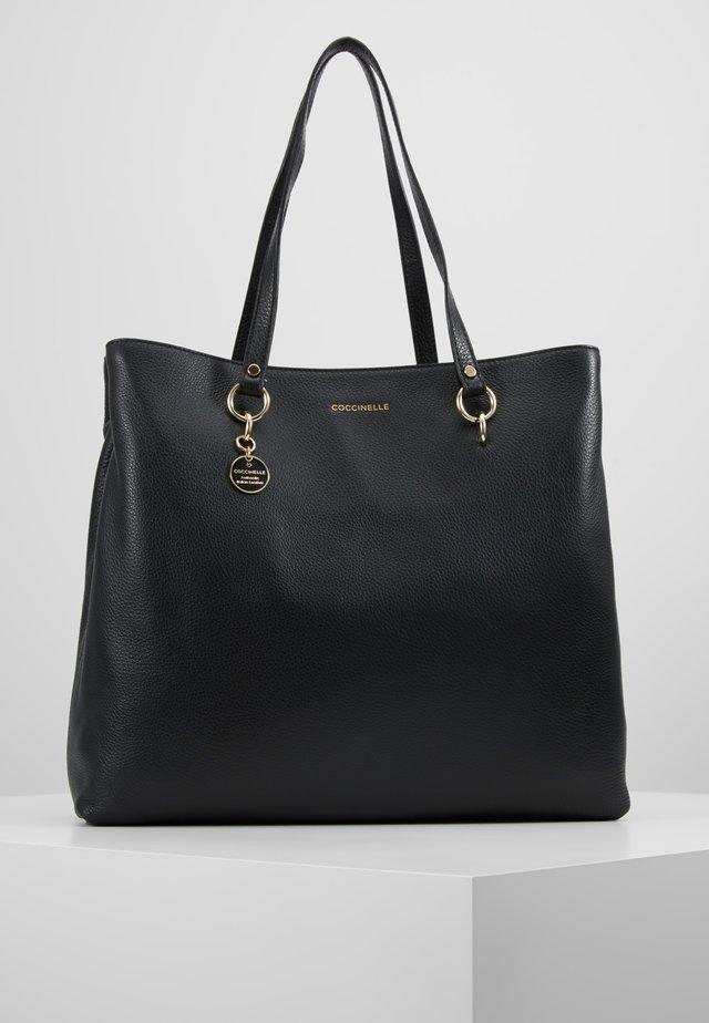 ALPHA  - Shoppingväska - noir
