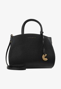 Coccinelle - CONCRETE HANDBAG - Handbag - noir - 5