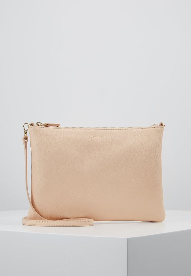 BEST CROSSBODY SOFT - Pochette - nude