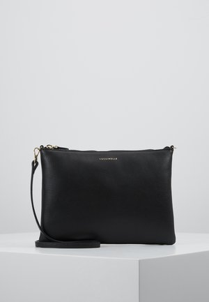BEST CROSSBODY SOFT - Kuvertväska - noir