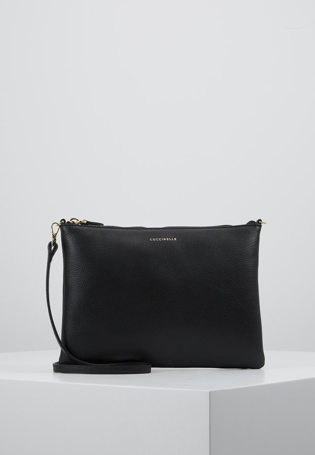 BEST CROSSBODY SOFT - Pochette - noir