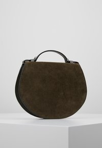Coccinelle - SIRIO SADDLE - Across body bag - reef - 2