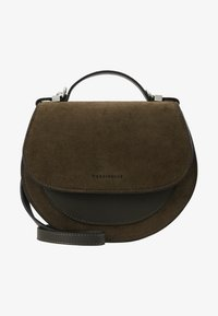 Coccinelle - SIRIO SADDLE - Across body bag - reef - 5