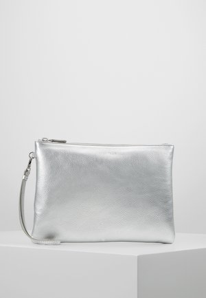 NEW BEST SOFT - Clutch - silver